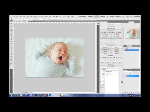 Как распечатать картинку маленького размера