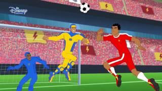 Süper Golcüler -  Çılgın Maç Yorumları:  Oh El Matador!