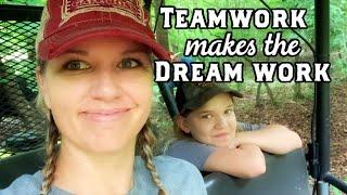 Teamwork Makes the Dream (And Farm) Work!