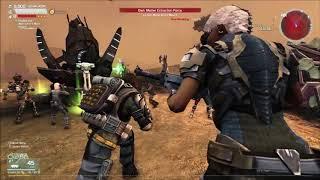 Defiance Gameplay 9/1/2018, Dark Matter Extraction Force [Major Arkfall], pc