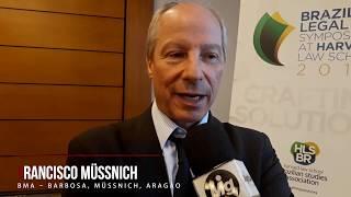 Francisco Müssnich | Insider trading | Brazil Legal Symposium at Harvard Law School 2019
