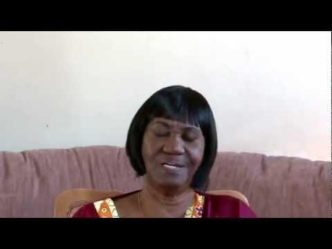 Interview with Martha Newson Jenkins - The Cross