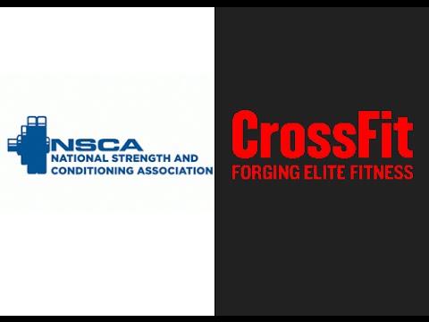 Crossfit sues NSCA