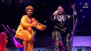 multi language dance performance on glaze trading india pvt ltd 13th anniversary event