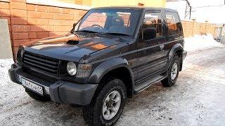 Покупка и подготовка Мицубиси Паджеро для автоспорта.