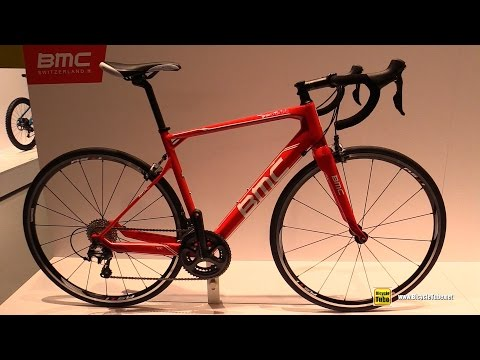 2016 BMC Grandfondo GF02 Endurance Series Road Bike - Walkaround - 2015 Eurobike