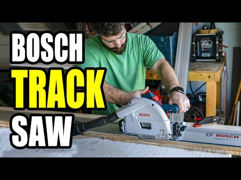 Bosch Track-saw Review GKT13-225L | Pro Tool Reviews