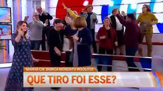 Manhãs CMTV | QUE TIRO FOI ESSE (em direto)
