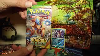[ASMR] Very Relaxing Pokemon Alolan Raichu Promo Box Opening