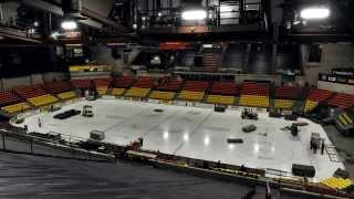 Sullivan Arena Timelapse