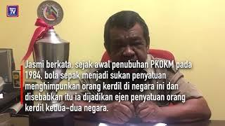 Bola sepak satukan orang kerdil Malaysia, Indonesia