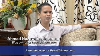 Cloud Server Client Testimonial  Beautifulnara com