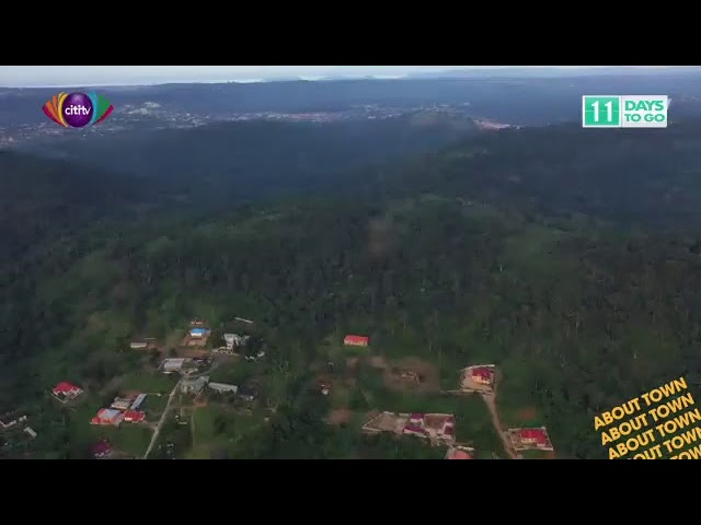 Kwahu Mountain on About Town: Thursday, 26th November, 2020