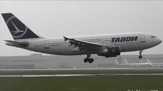 Buitenveldertbaan Arrivals at Schiphol Airport (51 Landings)
