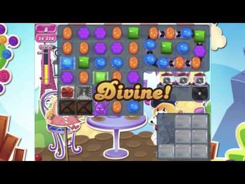 Candy Crush Saga Level 1257  No Booster