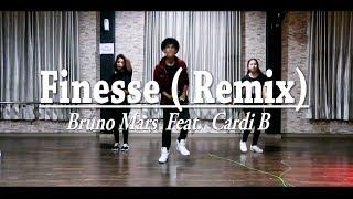 Zumba Finesse Remix Bruno Mars Ft. Cardi B Choreography At Bintang Fitness Sangatta Kaltim.mp3