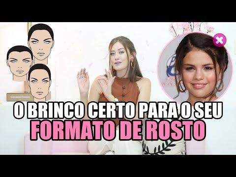 4fa9e5127 O BRINCO CERTO PARA SEU FORMATO DE ROSTO - Vitória Portes - YouTube