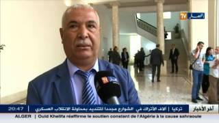 برلمان: مشروع قانون الإنتخابات..أعضاء مجلس الأمة يثمنون مضمون القانون