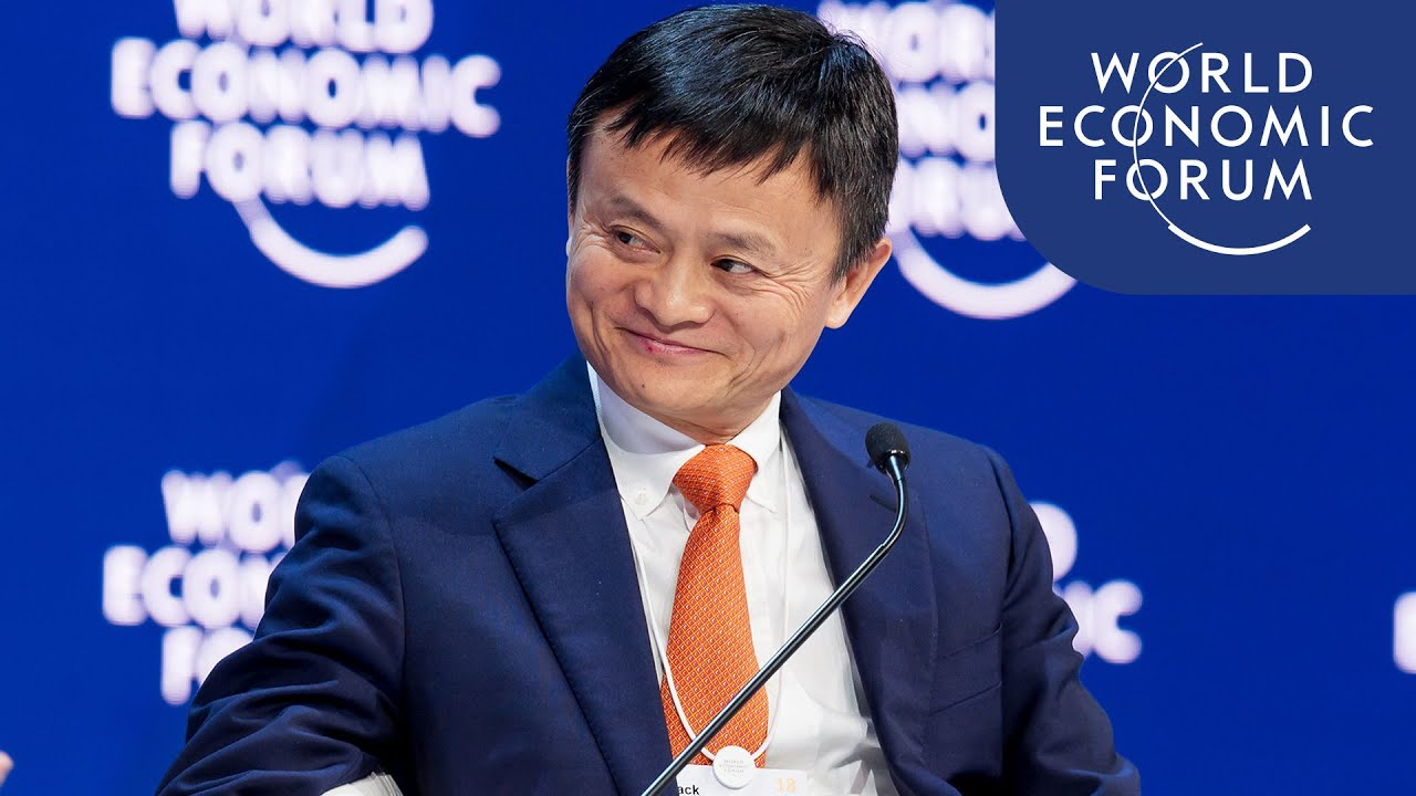 Meet The Leader With Jack Ma Youtube