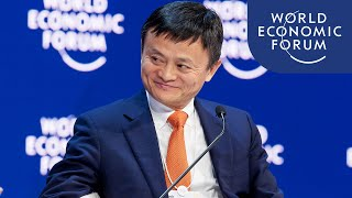 Jack Ma: Love is Important In Business