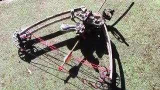New Compact Compound Triangle Bow