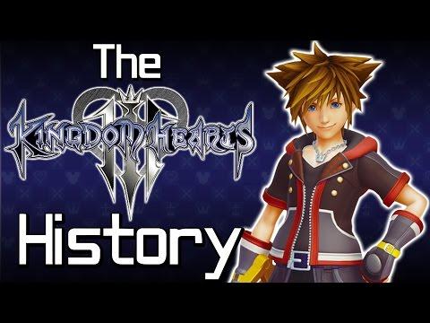 The History of Kingdom Hearts 3 - Fan Expectations vs Development Cycle
