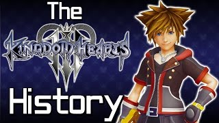 the history of kingdom hearts 3   fan expectations vs development cycle