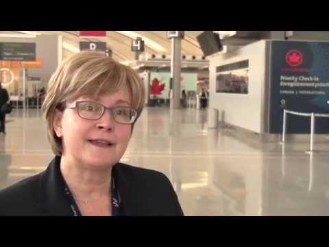 Toronto Pearson Airport Planning