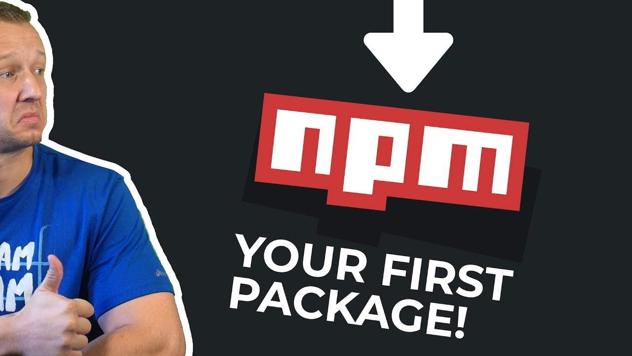Writing & Publishing your First NPM Package!