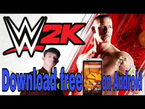 How To Download WWE 2k Game On Android Free 2019 (Urdu-hindi)