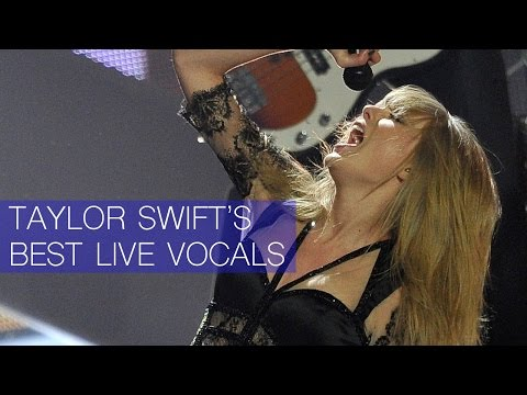 Thumbnail: Taylor Swift's Best Live Vocals