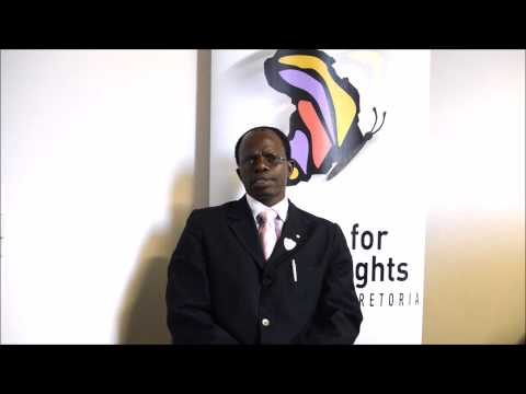 Message from human rights lawyer and alumnus Thulani Maseko