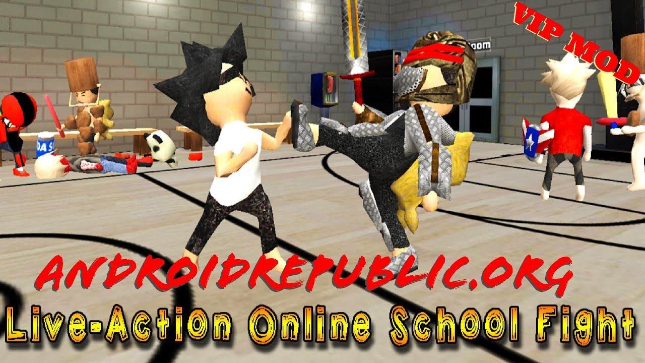 school of chaos mod apk 2017