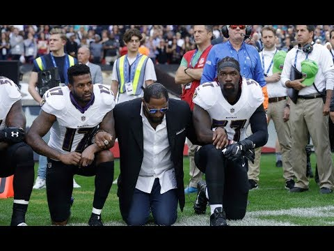 In WTF News: RAY LEWIS Crawls Out the Sunken Place to Take a Knee with RAVENS