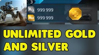 Walking War Robots Hack iOS & Android - Free Unlimited Gold and Silver