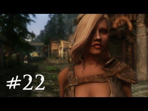 The Elder Scrolls V: Skyrim Gameplay (Modded) - Succubus Breton - Part 22