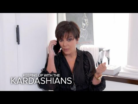 KUWTK | Kris Jenner Receives Emergency Call From Kendall | E! Mp3