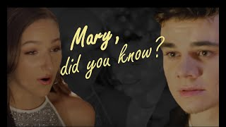 "Mary Did You Know - ""Michael English"" (Cover by Ava Michelle & Brandon Stewart)"