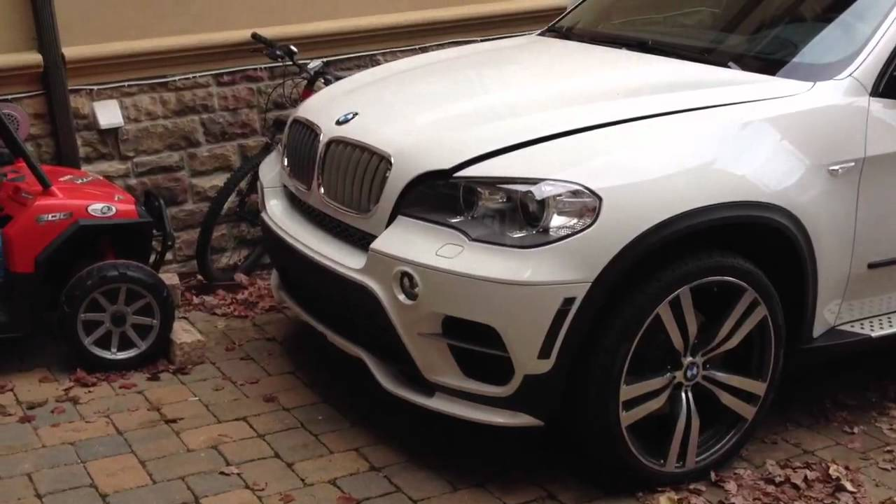 2012 Bmw X5 Diesel Tuned Bmv H5 Tuning Part 2