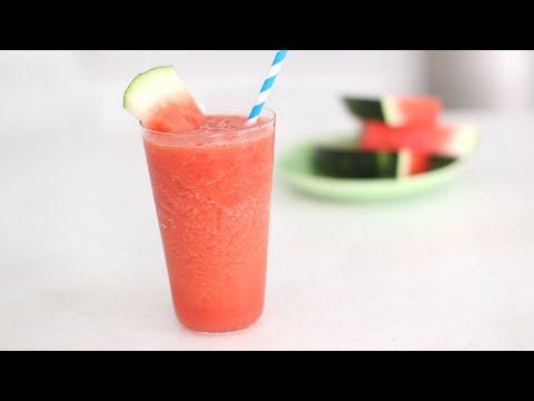 Frozen White-Tea Melonade- Healthy Appetite with Shira Bocar