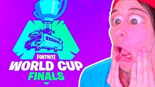 FORTNITE WORLD CUP TRIOS *1.000.000 $* FINAL CLASIFICATORIA - Comentada por Folagor03
