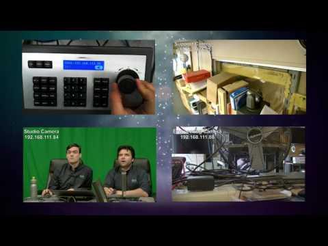 PTZOptics IP Joystick Overview IP-JOY