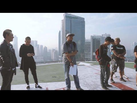 Cover Lagu Armada - Si Doel Anak Sekolahan (Behind The Scene) HITSLAGU
