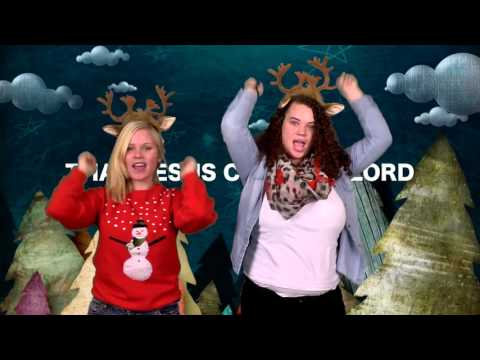 GO TELL IT ON THE MOUNTAIN || TURN UP THE FUN CHRISTMAS || MOTIONS