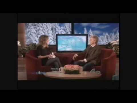 Ellen Pompeo on Ellen 02/03/10