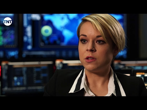 Tina Majorino is Maggie Harris | Legends I TNT