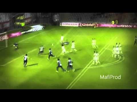 Fantastic Goal by Eliaquim Mangala - FC Porto