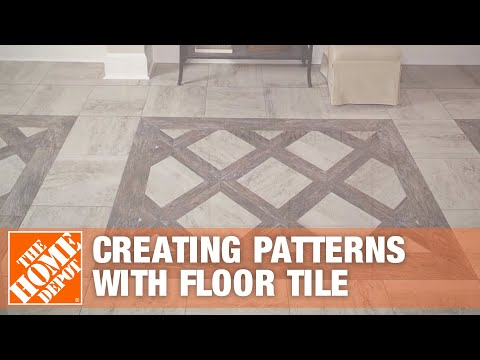 creating-patterns-with-glazed-porcelain-floor-tile-|-the-home-depot