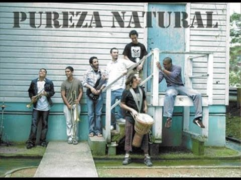 Pureza Natural Roots Vibration Special Reggae Mix from Panama by dj Krissmc