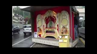 Song of Mandalay - Konzertorgel A.Ruth und Sohn Modell 35
